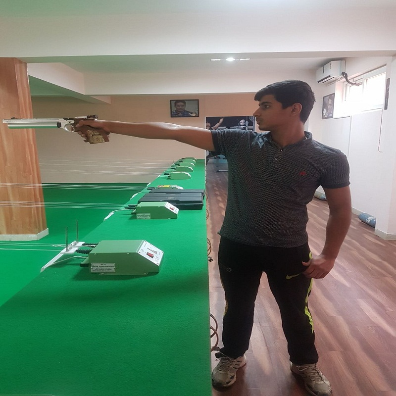 Pistol shooting academy in Gurgaon